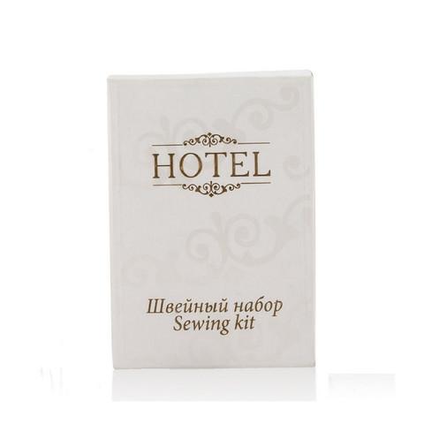 Набор швейный Hotel картонная упаковка 500 штук