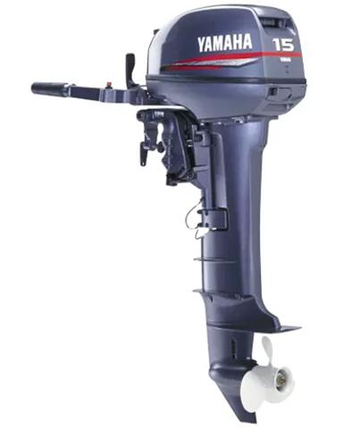 Лодочный мотор Yamaha 15 FMHS