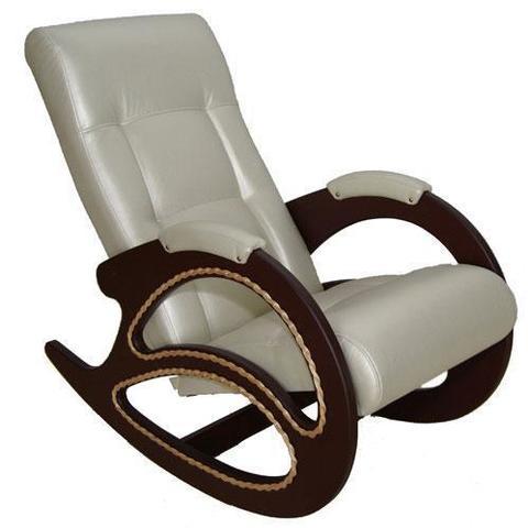 Кресло-качалка КОМФОРТ (ИЛ-03-Н Dondolo мод. 4.Or. Perlam 106) жемчужный