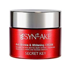 Антивозрастной отбеливающий крем SYN-AKE