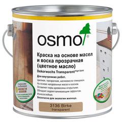 Цветное масло для дерева