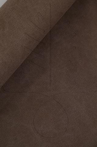 Мраморный канвас, цвет темно-коричневый