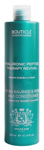 Увлажняющий кондиционер для поврежденных волос - Bouticle Hydra Balance & Repair Milk Conditioner 300 мл
