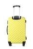 Чемодан со съемными колесами L'case Phatthaya-20 Желтый ручная кладь (S)