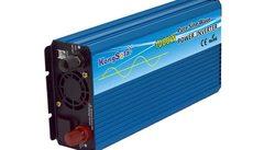 Преобразователь напряжения KongSolar KS12/1000 (12В, чистый синус)