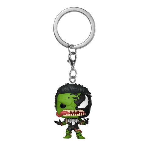 Брелок Funko Pocket POP! Keychain: Marvel Venom: Hulk 46461-PDQ