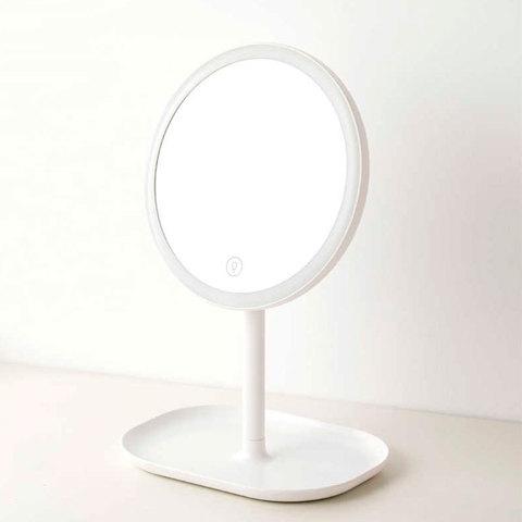 Зеркало для макияжа Xiaomi Jordan Judy LED Makeup Mirror NV529 (белое)