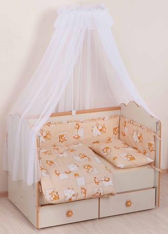 Комплект в кроватку для новорожденного