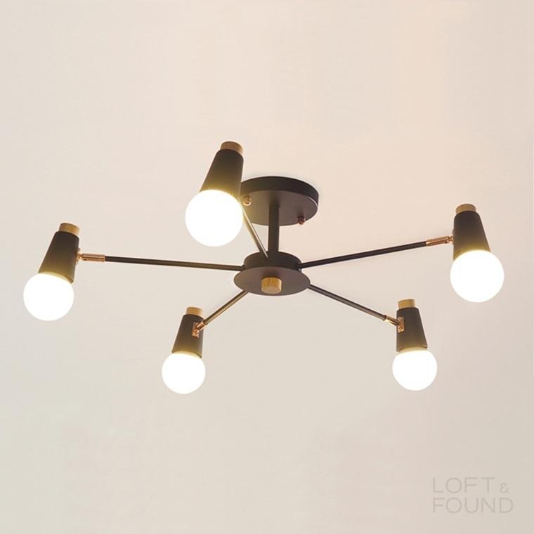 Потолочный светильник Rotary
