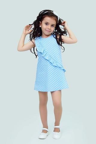 Платье детское + без дополнений (артикул 1Л6-4)