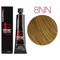 Goldwell Topchic 8NN (светло-русый - экстра) - Cтойкая крем краска