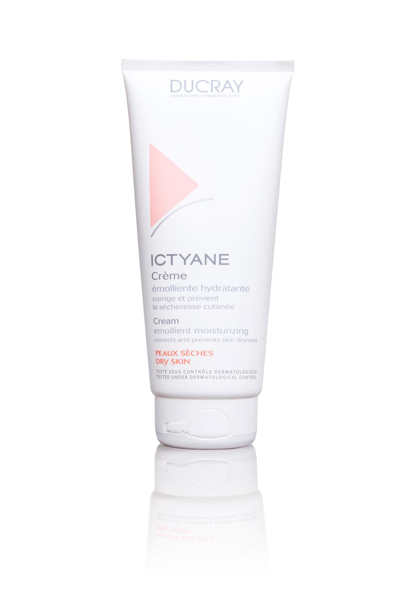 Ducray Ictyane крем для сухой кожи 50 мл.
