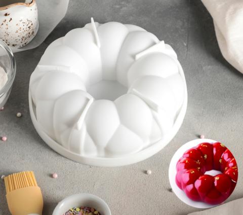 Силиконовая Форма для тортов и выпечки