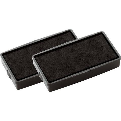 Подушка штемпельные сменная Colop E/20 черная (2 штуки в блистере, для Mine Stamp Textil Colop)