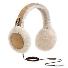 UGG Earmuff With Speaker Chestnut