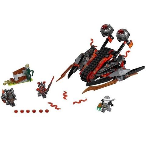 LEGO Ninjago: Алый захватчик 70624 — Vermillion Invader — Лего Ниндзяго