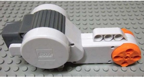 LEGO Education Mindstorms: Интерактивный сервомотор NXT 9842 — Interactive Servo Motor — Лего Образование