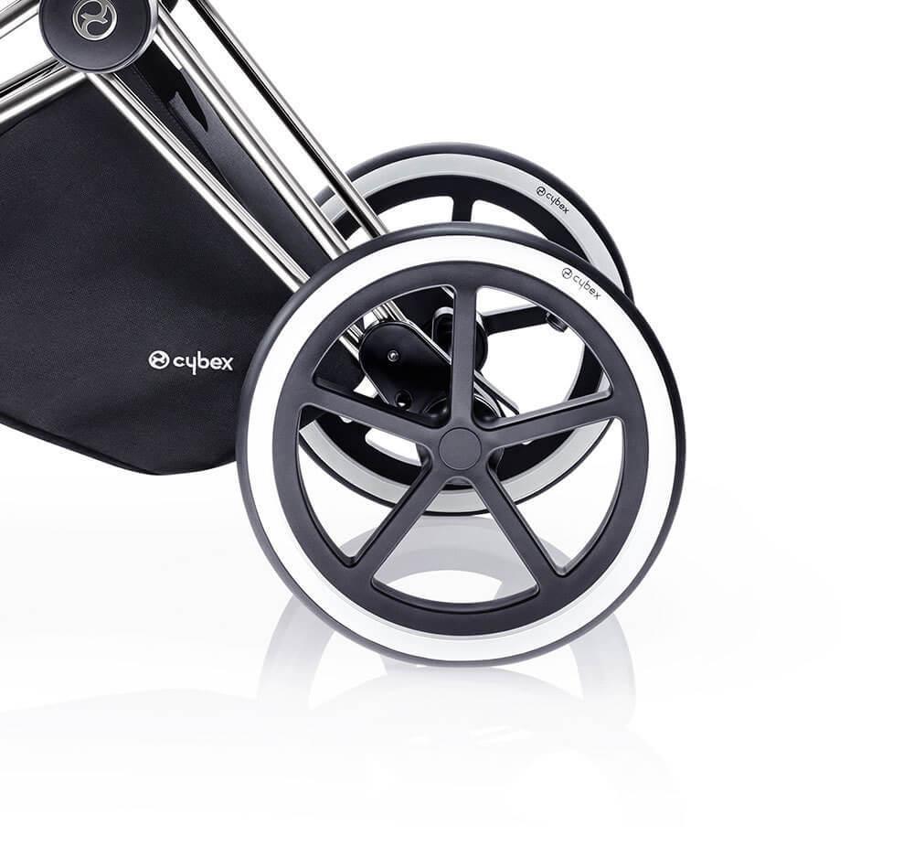 Колеса Комплект задних колес Trekking Chrome для коляски Cybex Priam Priam_frame_wheels_trekking.jpg