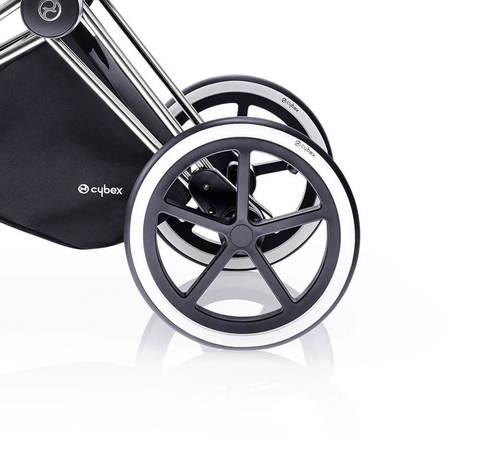 Комплект задних колес Trekking Chrome для коляски Cybex Priam