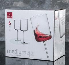 Набор из 6 бокалов для вина Rona «Medium», 420 мл, фото 6
