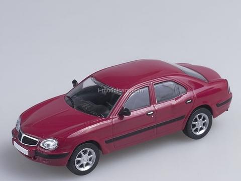 GAZ-3111 Volga red 1:43 AutoHistory