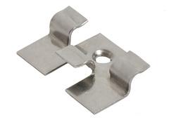 Кляймер 5,5 для террасной доски Savewood Fagus нержавеющая сталь.