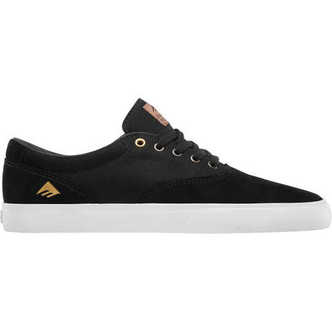 EMERICA Provost Slim Vulc (Black/White/Gum)