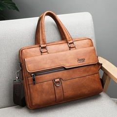Мужская сумка портфель Jeep Buluo