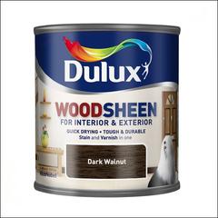 Лак-морилка для деревяннфх поверхностей Dulux WOODSHEEN (французский дуб)