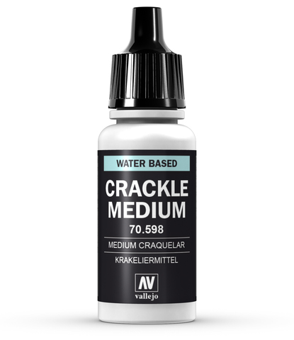 Crackle Medium 17 ml.