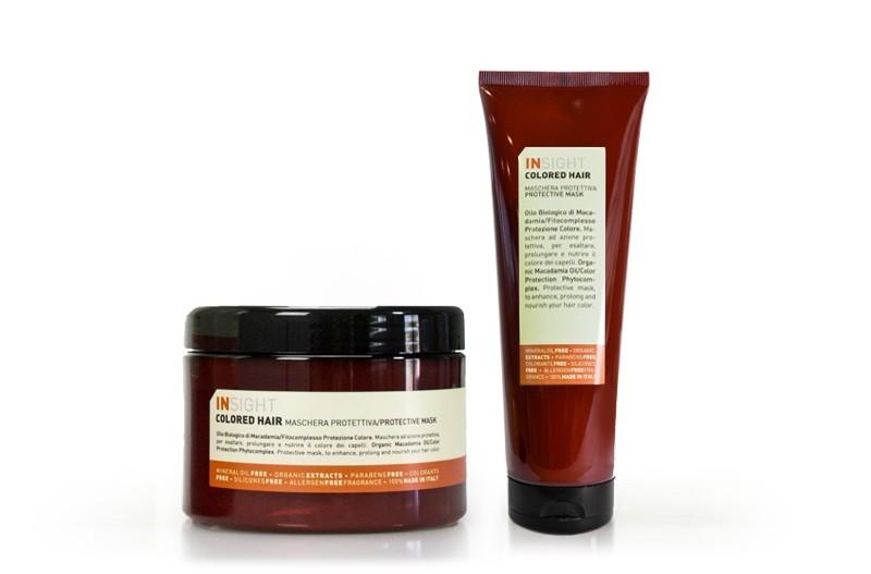 COLORED HAIR Защитная маска для окрашенных волос (500 мл)