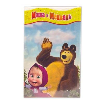 Скатерти Скатерть Маша и Медведь 473ea1589e72f2e1396014575e48dc4e.jpg