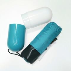 Зонт мини (зонт капсула), механический, Dolphin 571-6