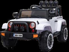 Детский электромобиль (2020) 7588 (12V, колесо EVA, экокожа)