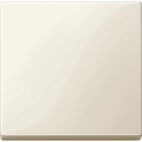 Выключатель одноклавишный промежуточный. Цвет Бежевый, блестящий. Merten. MTN3117-0000+MTN432144
