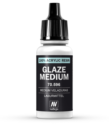 Glaze Medium 17 ml.