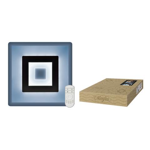 DLC-N501 38W GLASS/CLEAR Светильник светодиодный потолочный ТМ