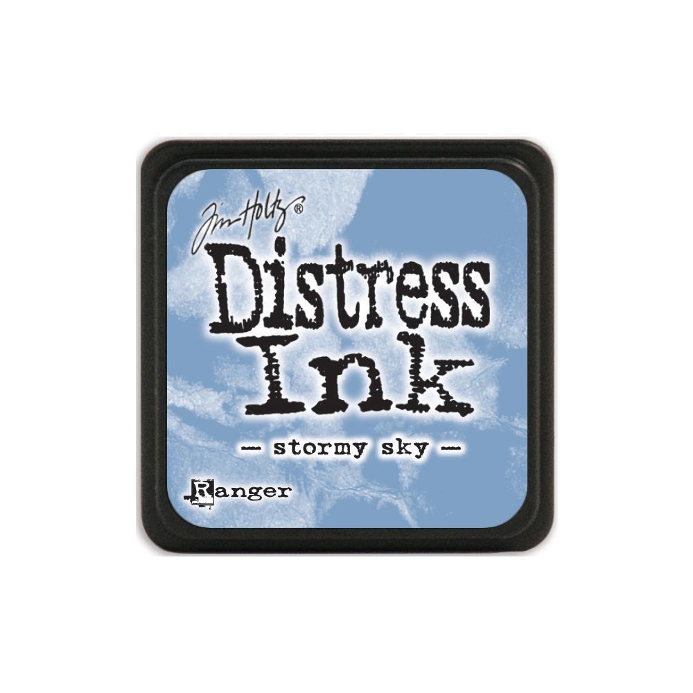 Подушечка Distress Ink Ranger -Stormy Sky