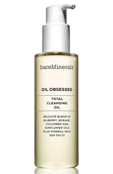 Масло для очищения кожи лица 'Oil Obsessed' Total Cleansing Oil