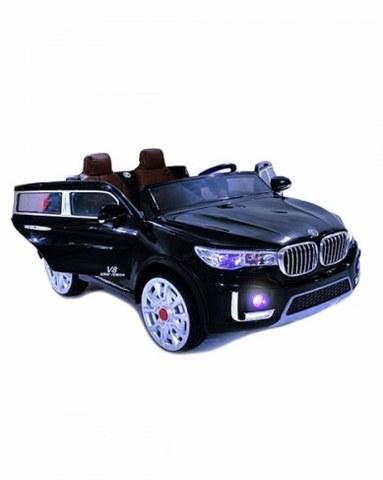 Детский электромобиль Rivertoys BMW М 333 ММ черный