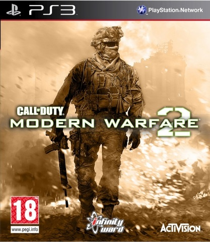 PS3 Call of Duty: Modern Warfare 2 (английская версия)