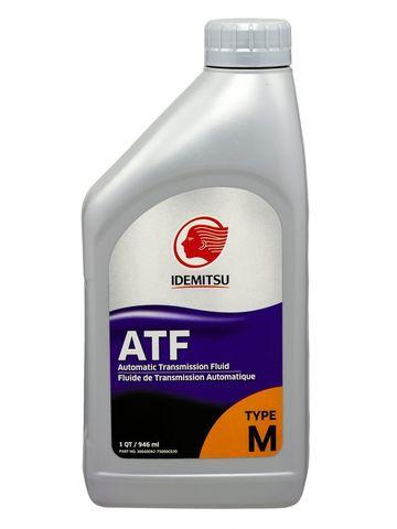 ATF TYPE - M   Трансмис. жидкость (полное соответствие MAZDA MV) (США)