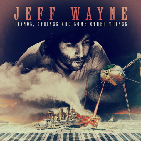 Jeff Wayne / Pianos, Strings And Some Other Things (12