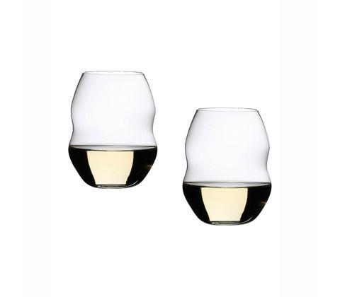 Набор из 2-х бокалов для вина White Wine 380 мл, артикул 0450/33. Серия Swirl