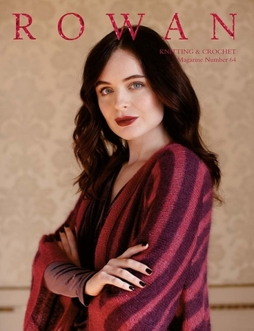 Журнал Knitting & Crochet Magazine #64