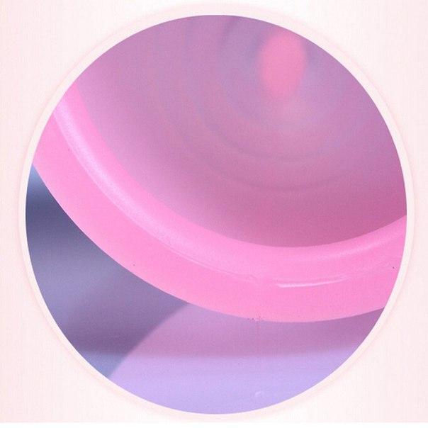 Менструальный кап iCare (S) - розовый