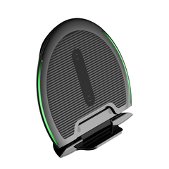 Беспроводная зарядка-подставка для телефона быстрая Baseus Foldable Multifunction Wireless Charger