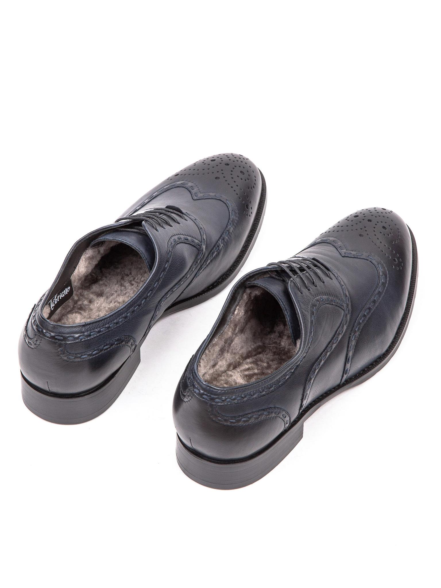 TABRIANO туфли мужские зимние