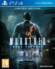 Игра Murdered: Soul Suspect - Limited Edition для PS4 (русская версия)