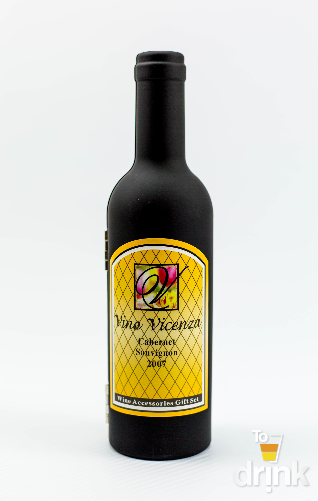 Винный набор «Vicenza», 3 предмета винный набор кофр для бутылки на 2 предмета